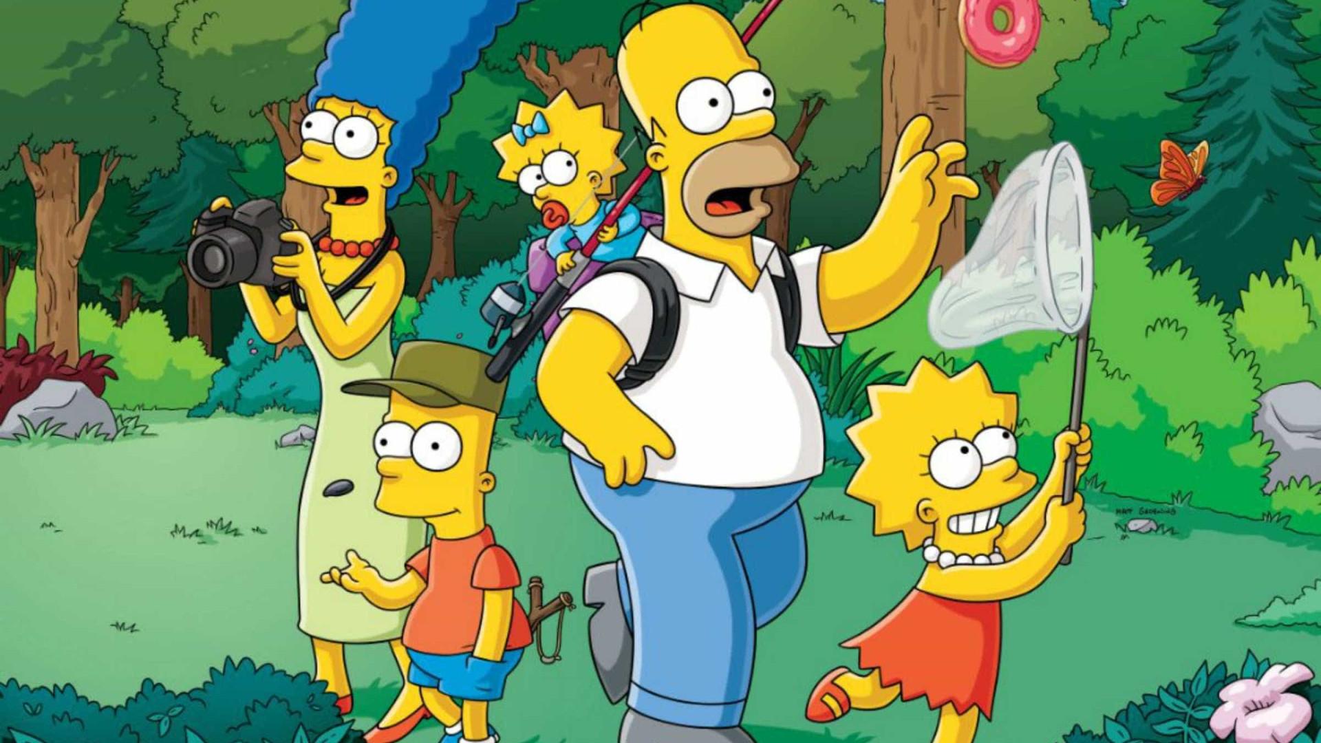 Como os Simpsons previram mais um acontecimento recente
