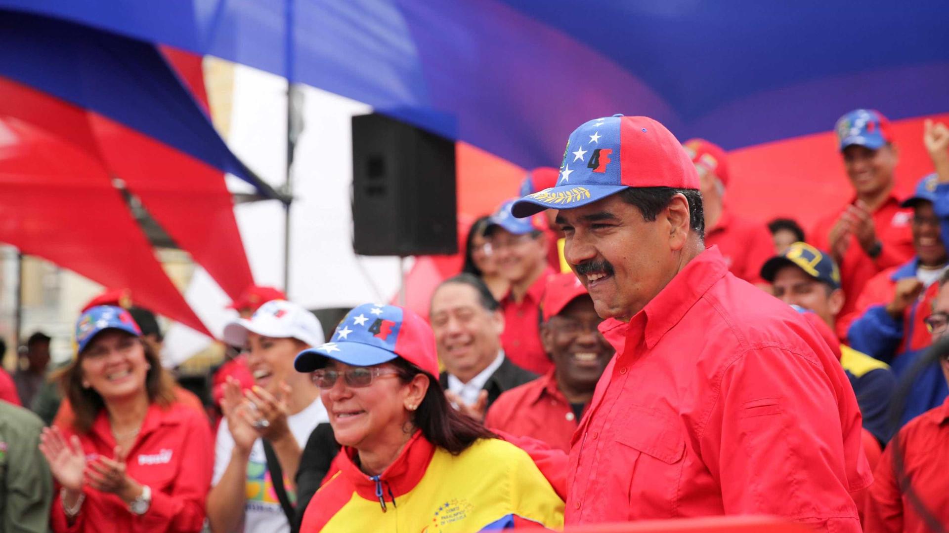Nicolás Maduro convoca oposição venezuelana para um novo diálogo