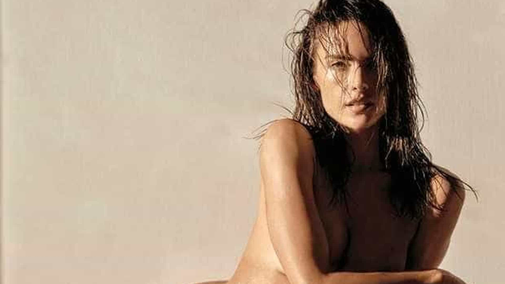 Nua, Alessandra Ambrosio 'incendeia' redes sociais