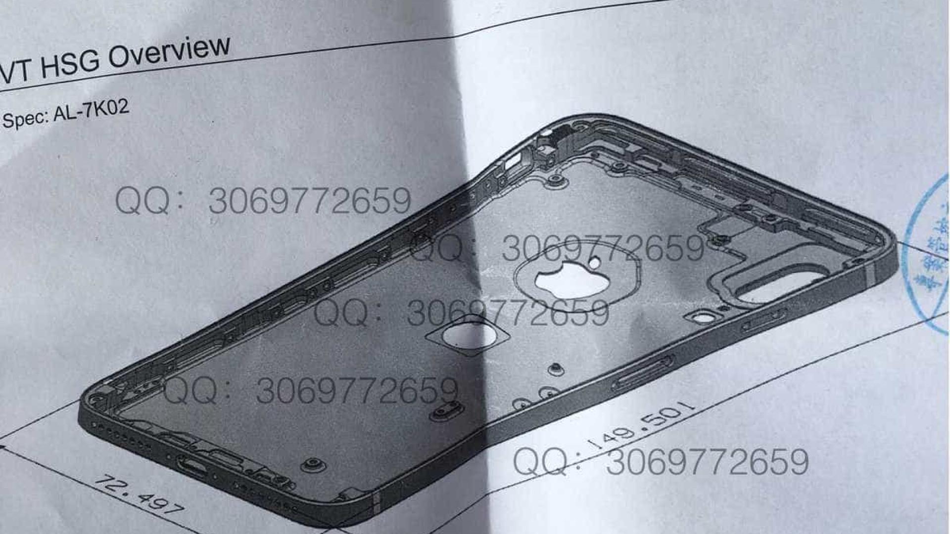 Câmara dupla e sensor traseiro confirmados no novo iPhone?