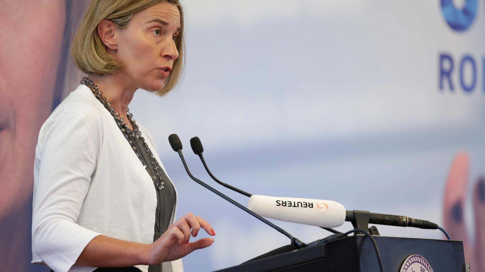 "China é ""parceiro chave"" para os desafios da Europa"
