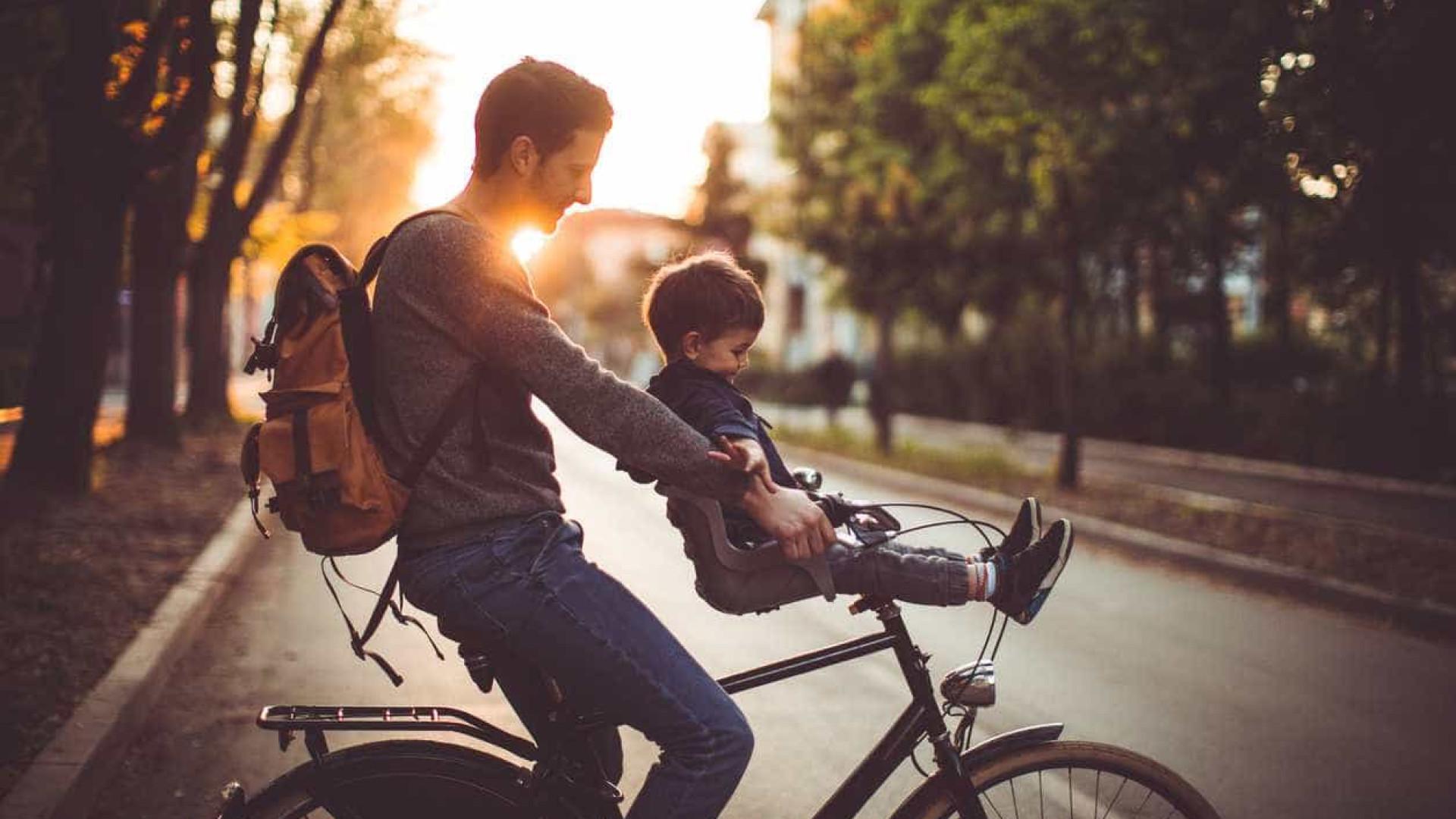 E que tal começar a pedalar até ao trabalho? A saúde agradece