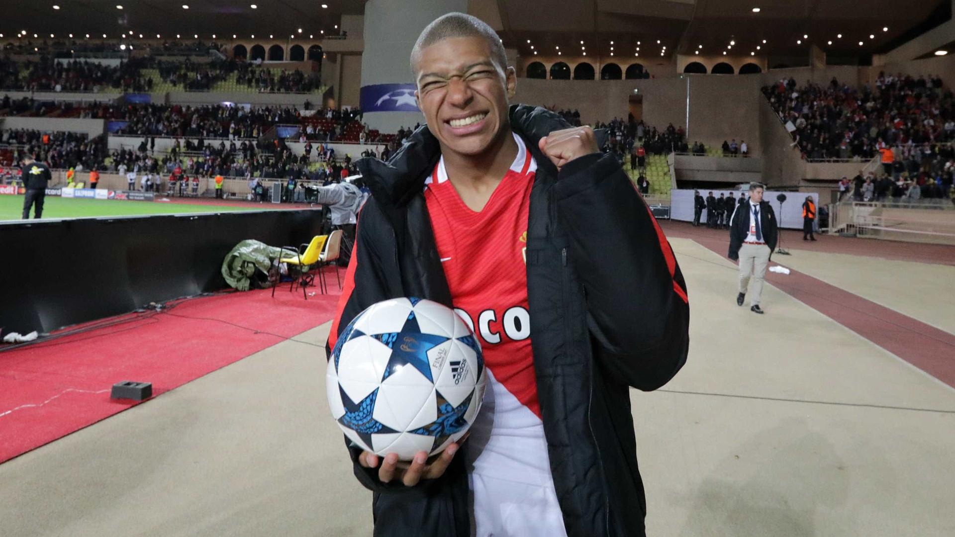Super Mbappé já é autor de recorde que nem Messi e Ronaldo têm