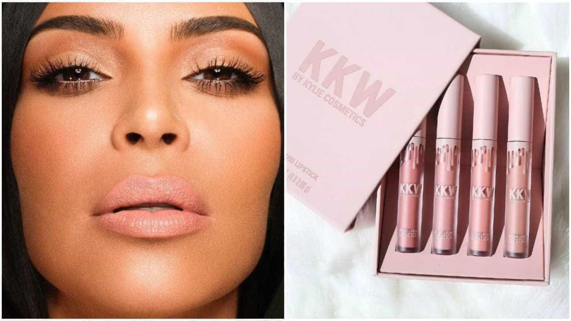 Vai poder ter os lábios iguais aos de Kim Kardashian