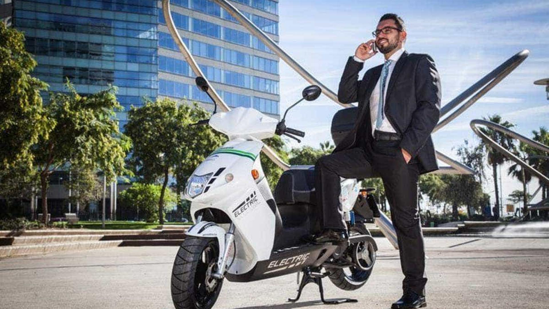 Lisboa já tem uma nova alternativa de transporte em duas rodas