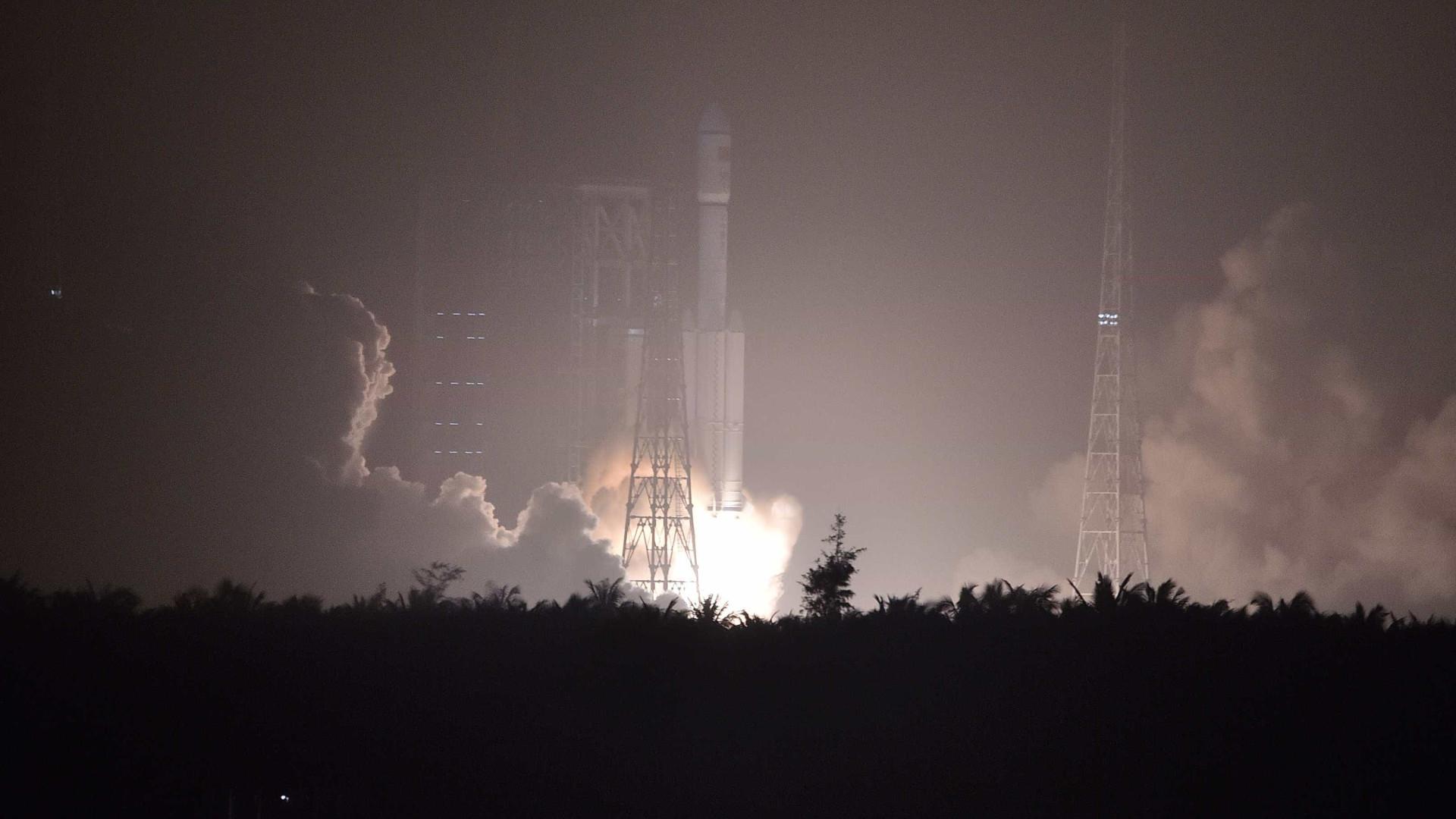 China lançou com sucesso primeiro cargueiro espacial