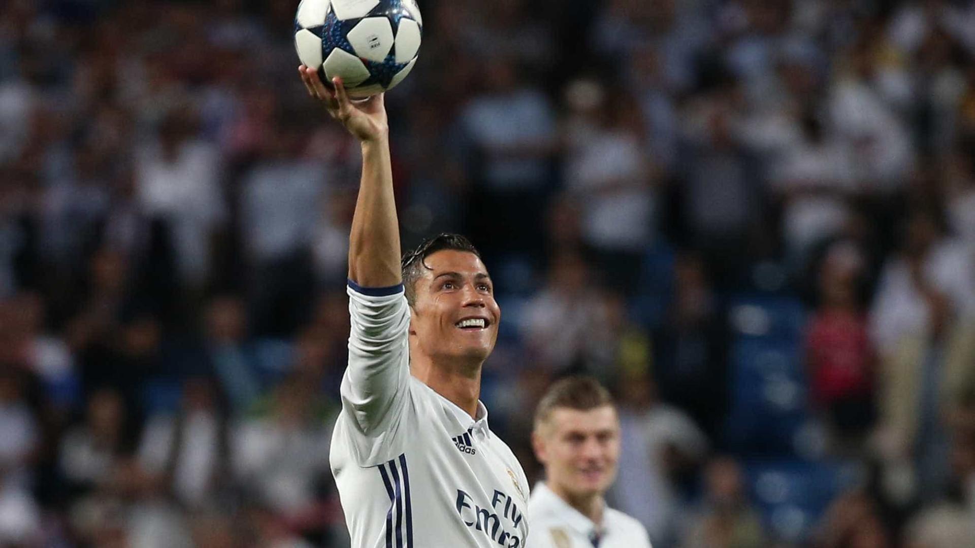 Cristiano Ronaldo: O segredo do seu sucesso em 2017