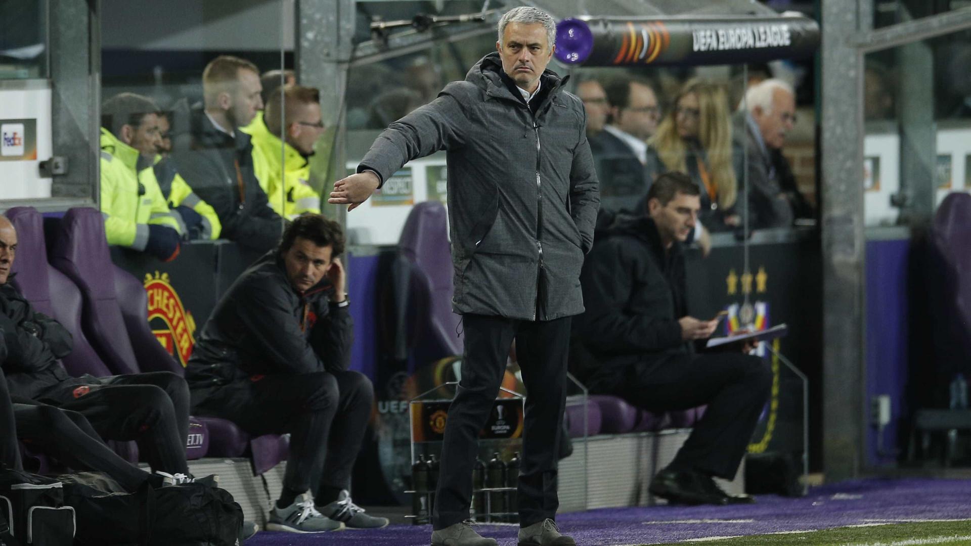 Manchester United-Anderlecht: Siga em direto o encontro