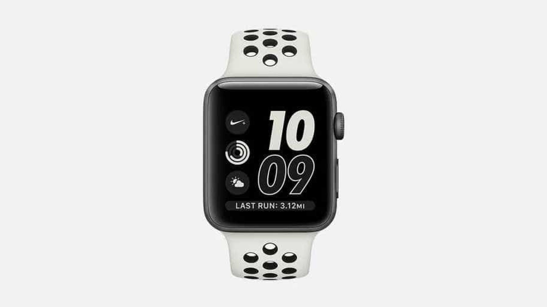 Apple Watch terá (mais uma) edição especial da Nike