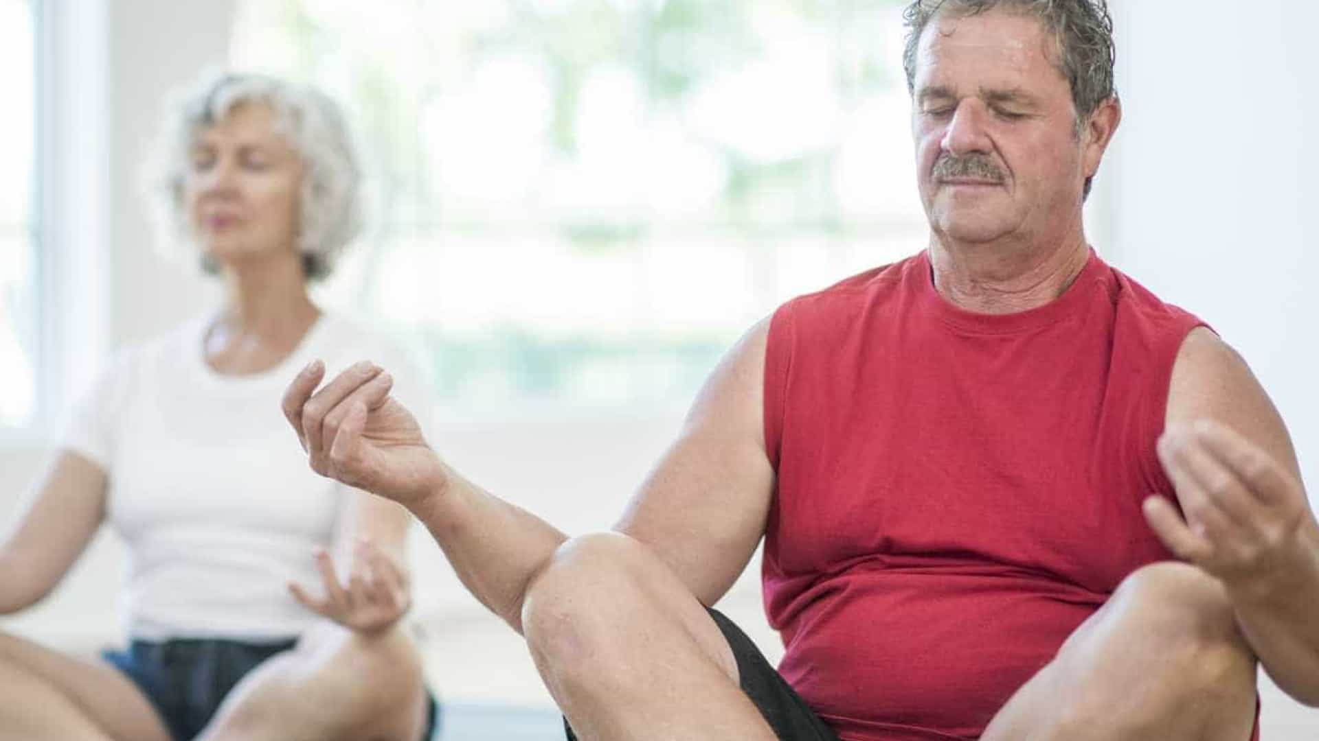 Mindfulness é benéfico para as mulheres, mas nem tanto para os homens