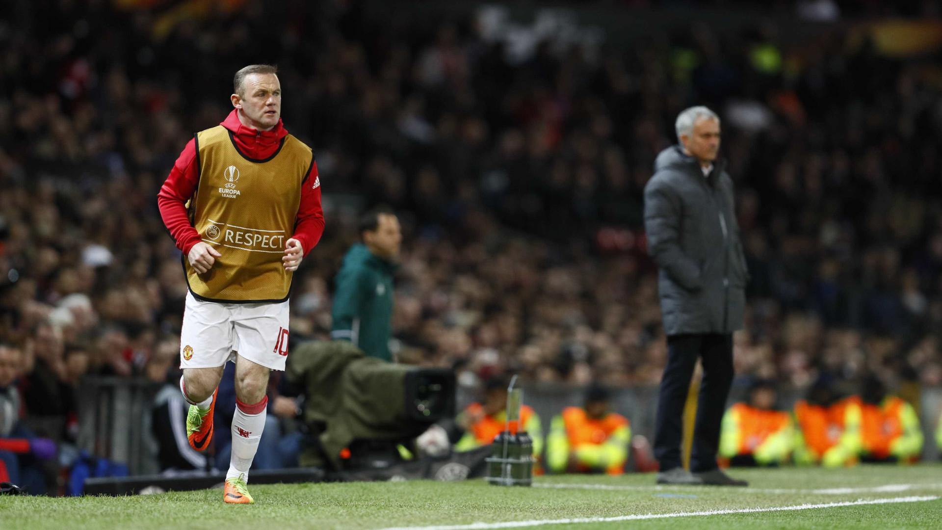 """Terá Mourinho martelado o """"último prego no caixão"""" para Rooney?"""