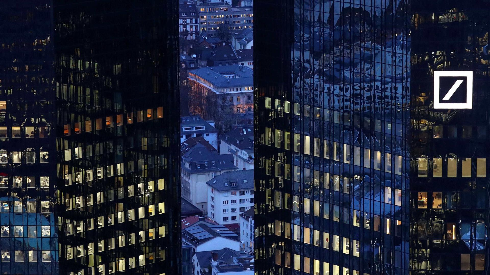 Deutsche Bank: Clientes vão para tribunal por venda de produtos da PT/Oi