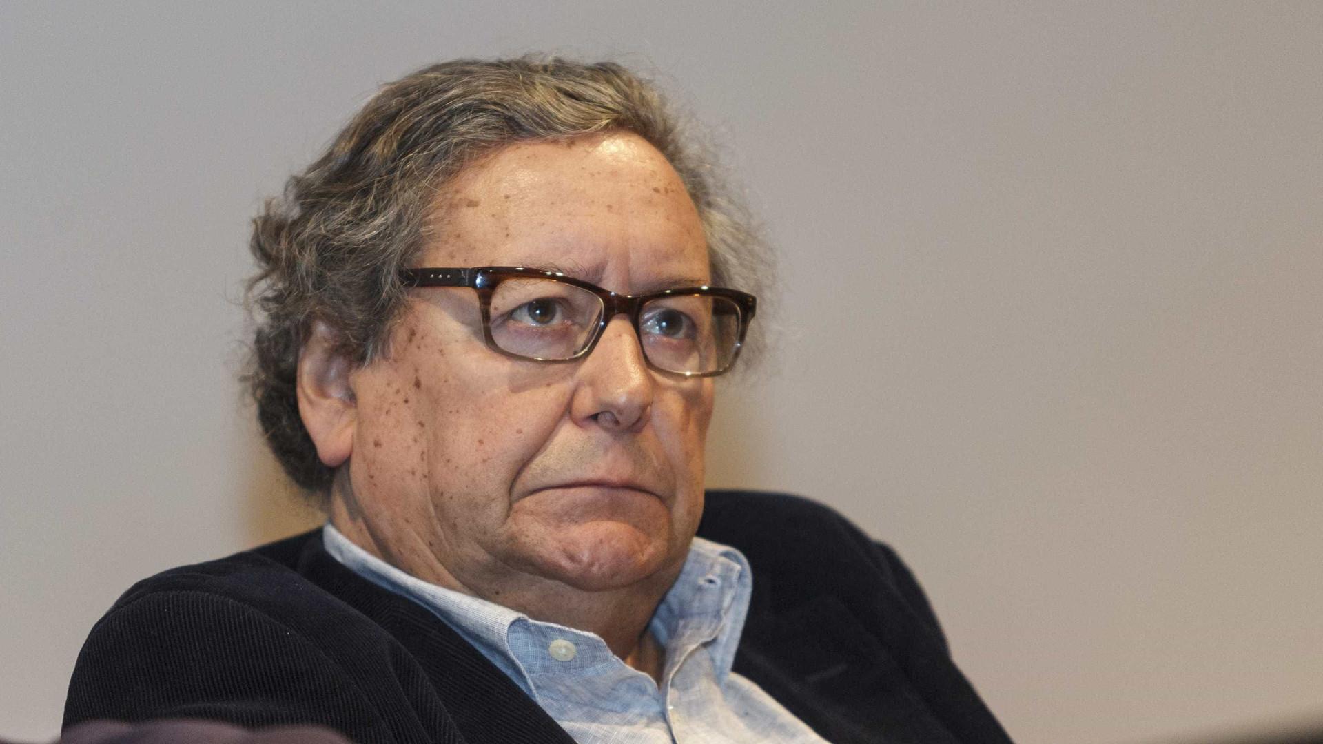 Fernando Paulouro vence prémio Eduardo Lourenço 2017