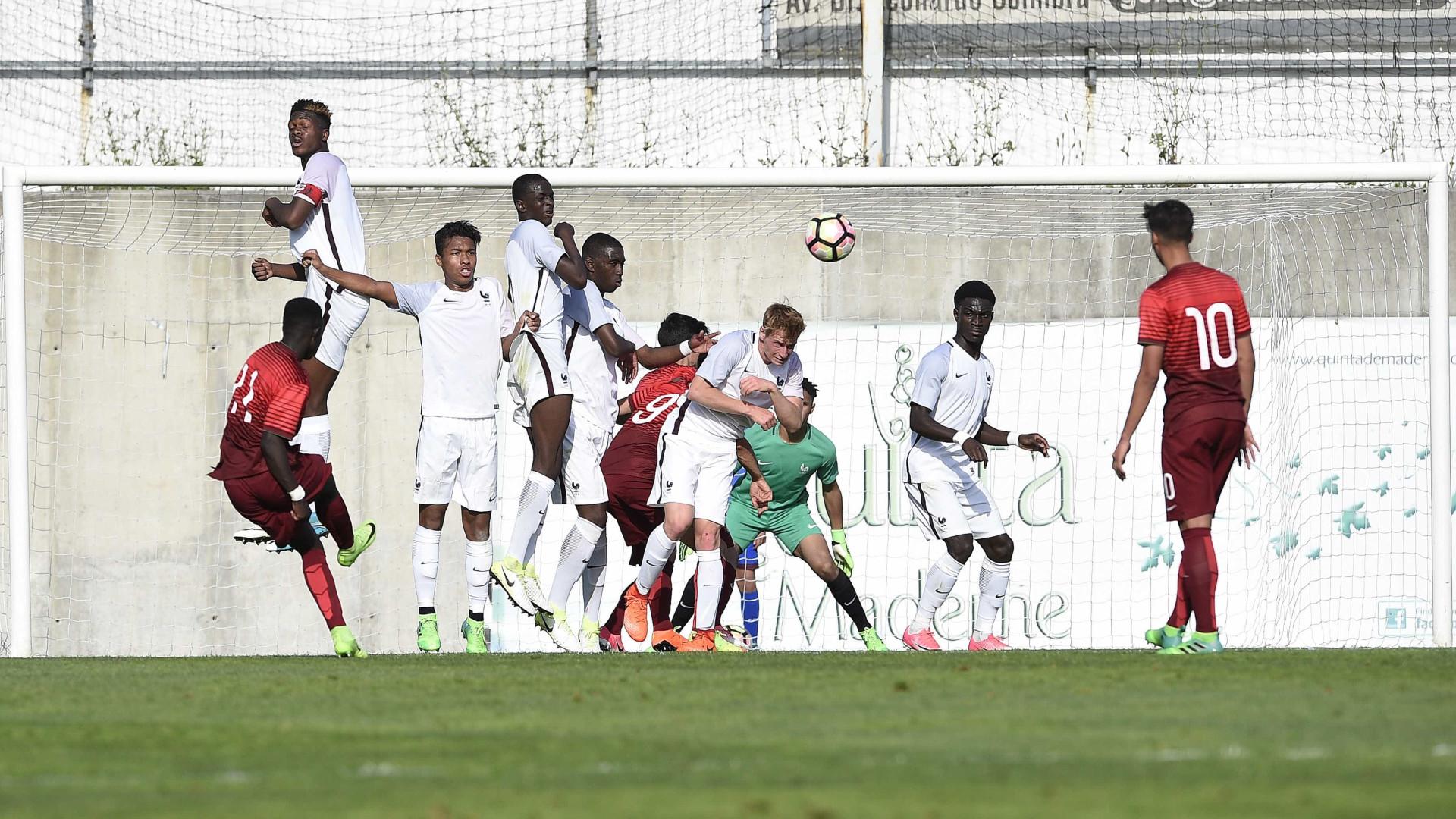 Seleção portuguesa vence Torneio Internacional do Porto