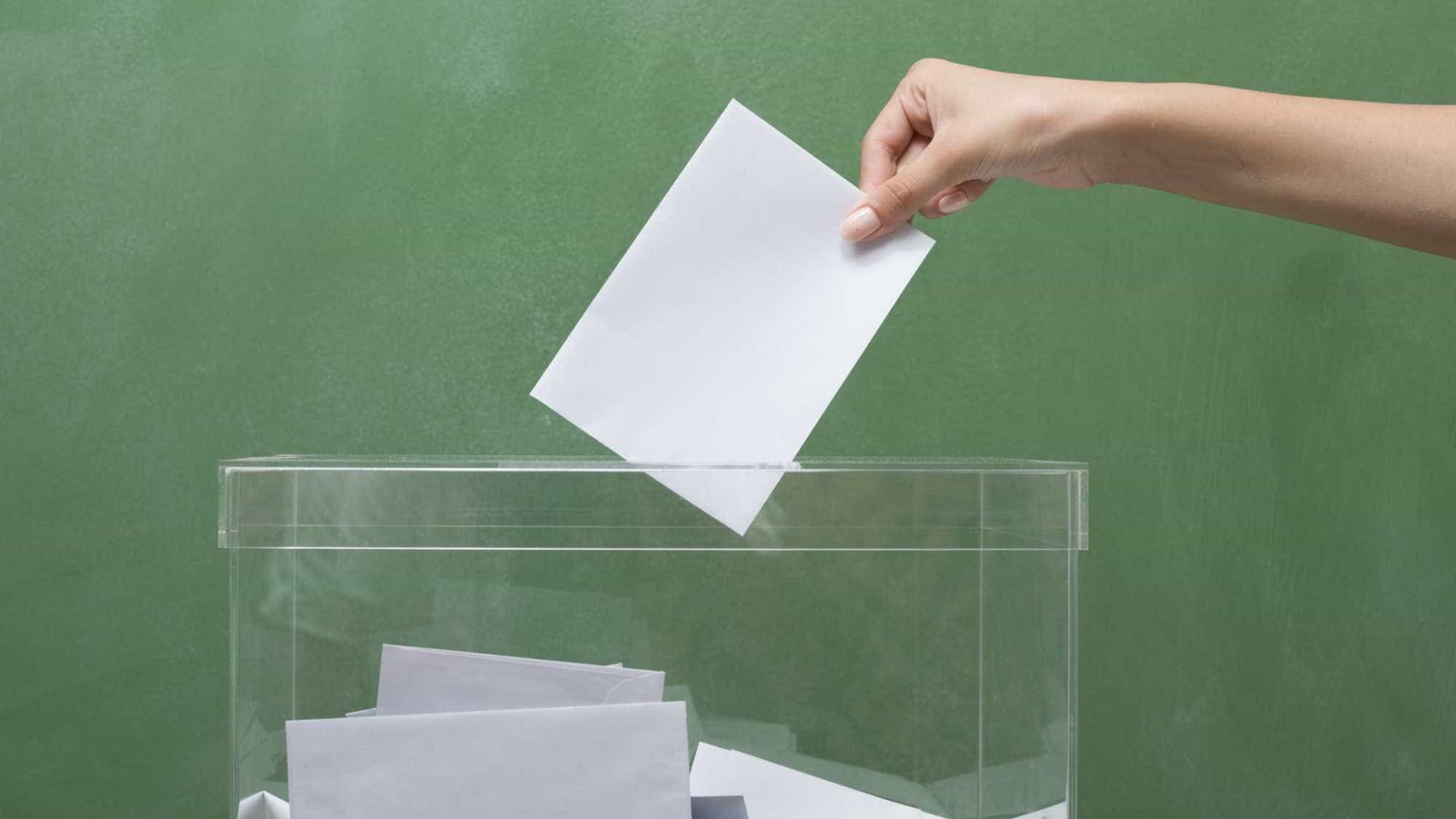 Atualização do recenseamento eleitoral suspensa a partir de quarta-feira