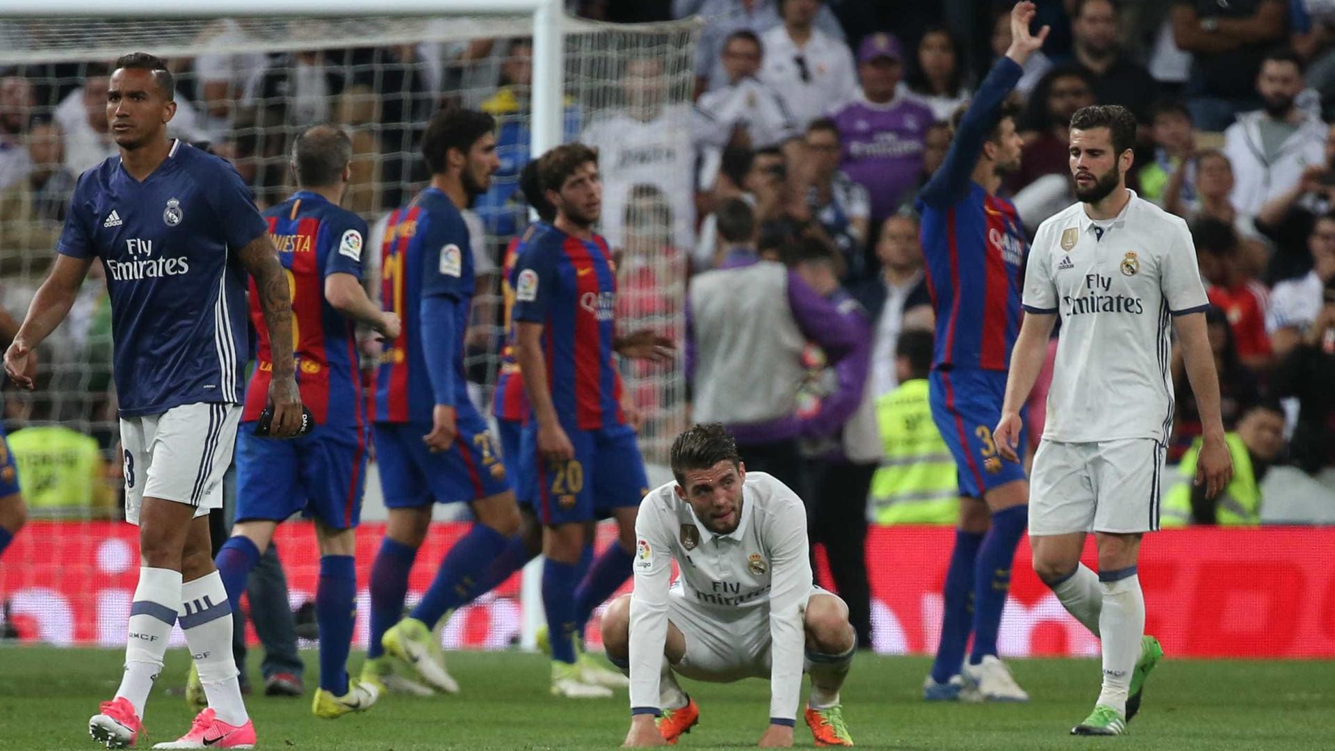 Real Madrid começa campeonato na Corunha — Espanha