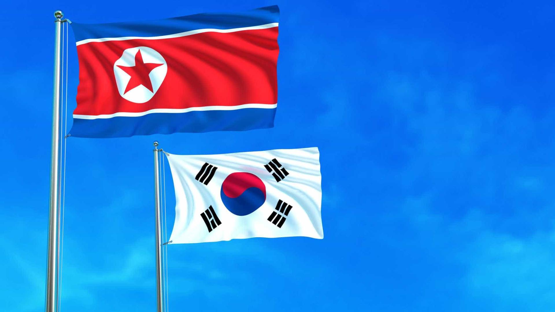 Mais de 60% dos sul-coreanos favoráveis a cimeira com a Coreia do Norte