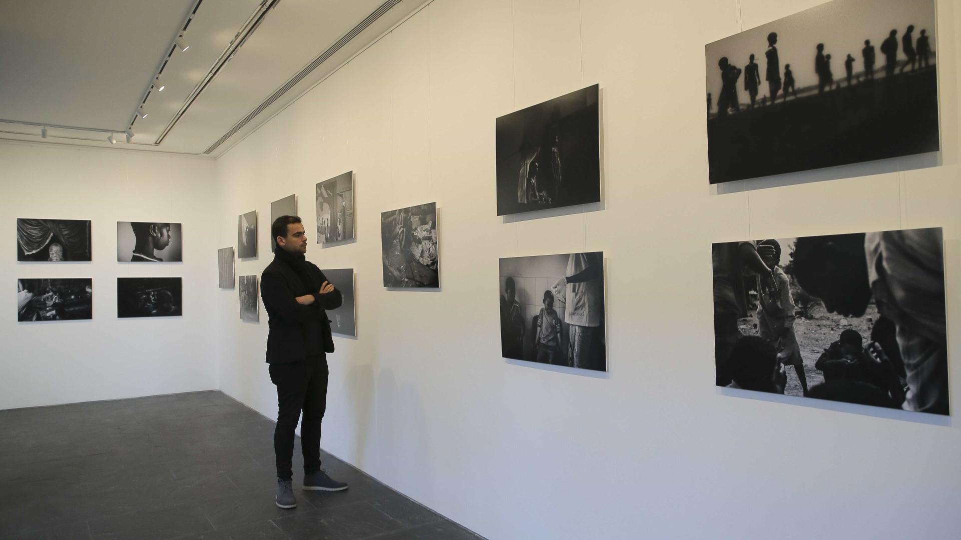 Mário Cruz expõe nos Açores escravatura de crianças no Senegal