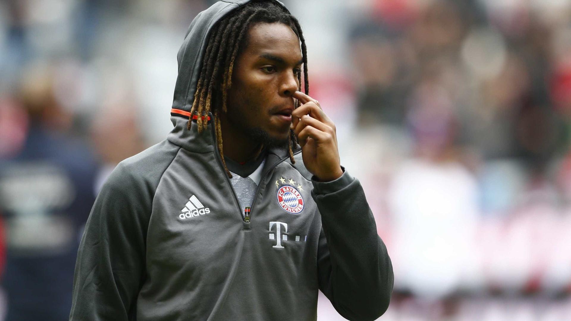O bem-estar do Bayern não depende de Renato Sanches