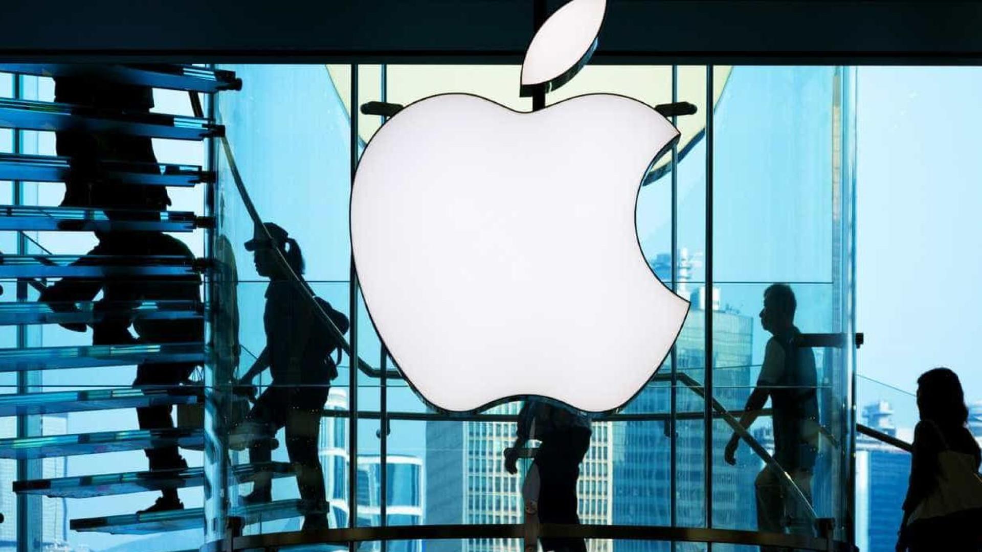 Apple surpreende com lucros e pode ultrapassar máximos na bolsa