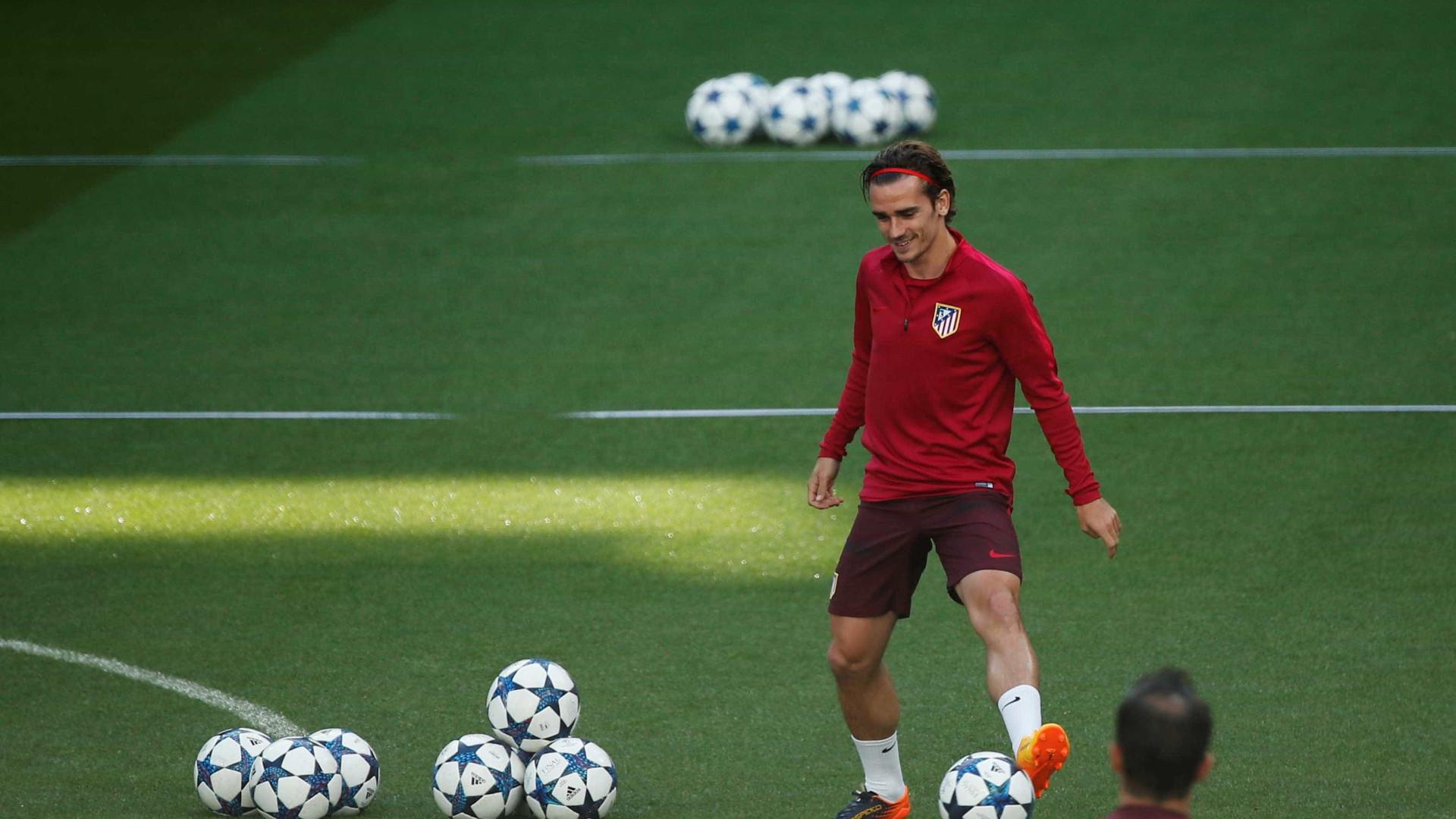 Griezmann entra na mira do Barcelona para substituir Neymar