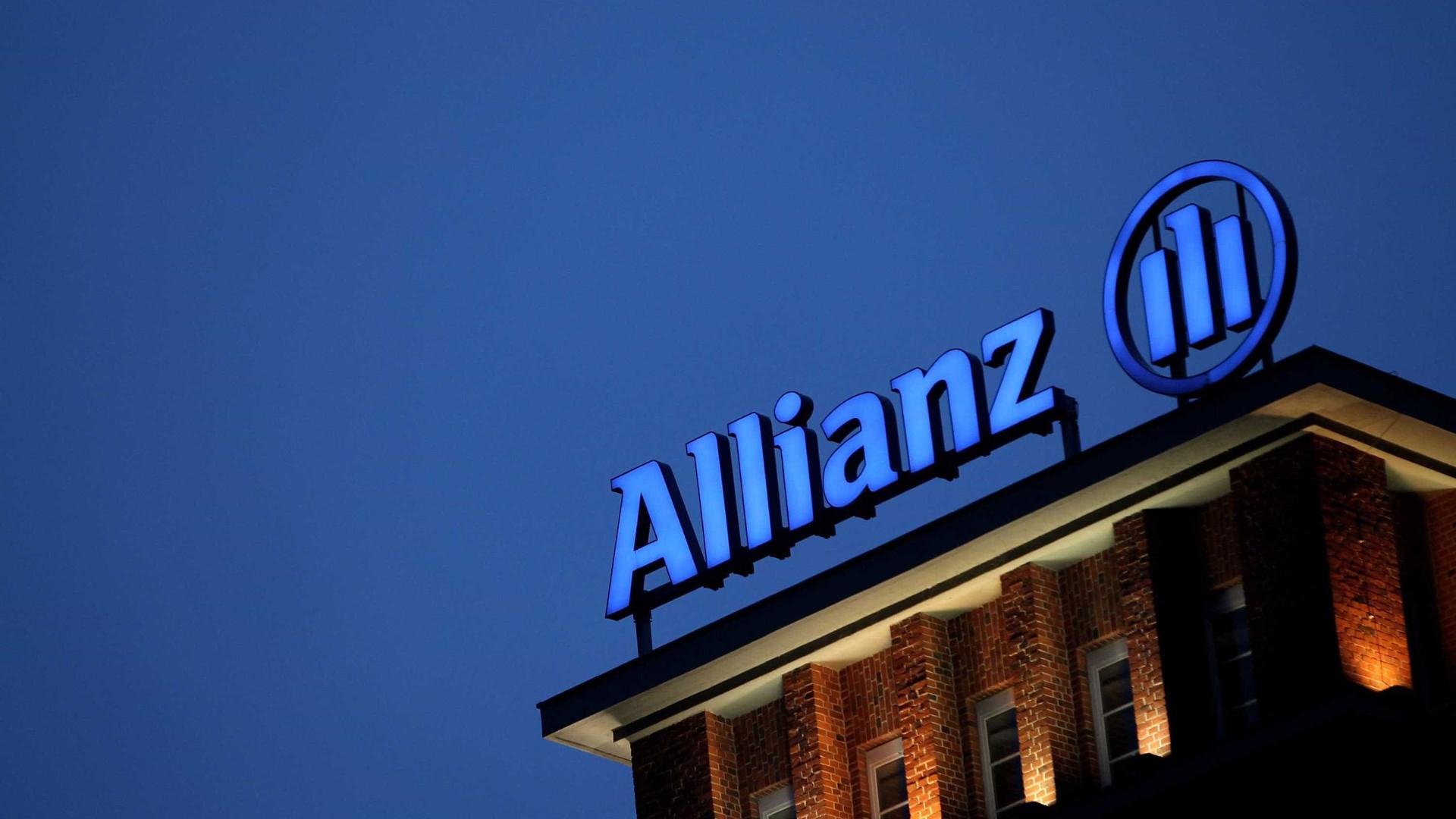 Lucro da Allianz sobe 24% para 1,9 milhões de euros no 3.º trimestre