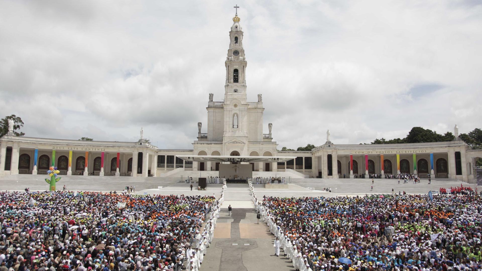 Jovens, têm interesse num projeto de voluntariado no Santuário de Fátima?