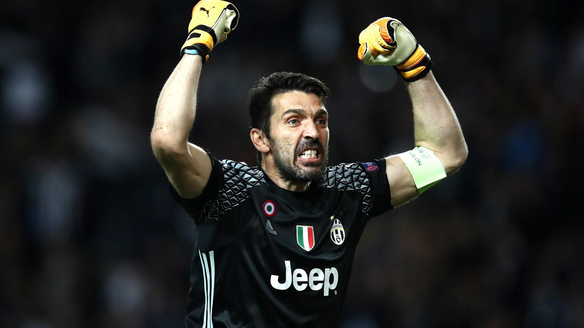 Oficial: Buffon abandona Juventus