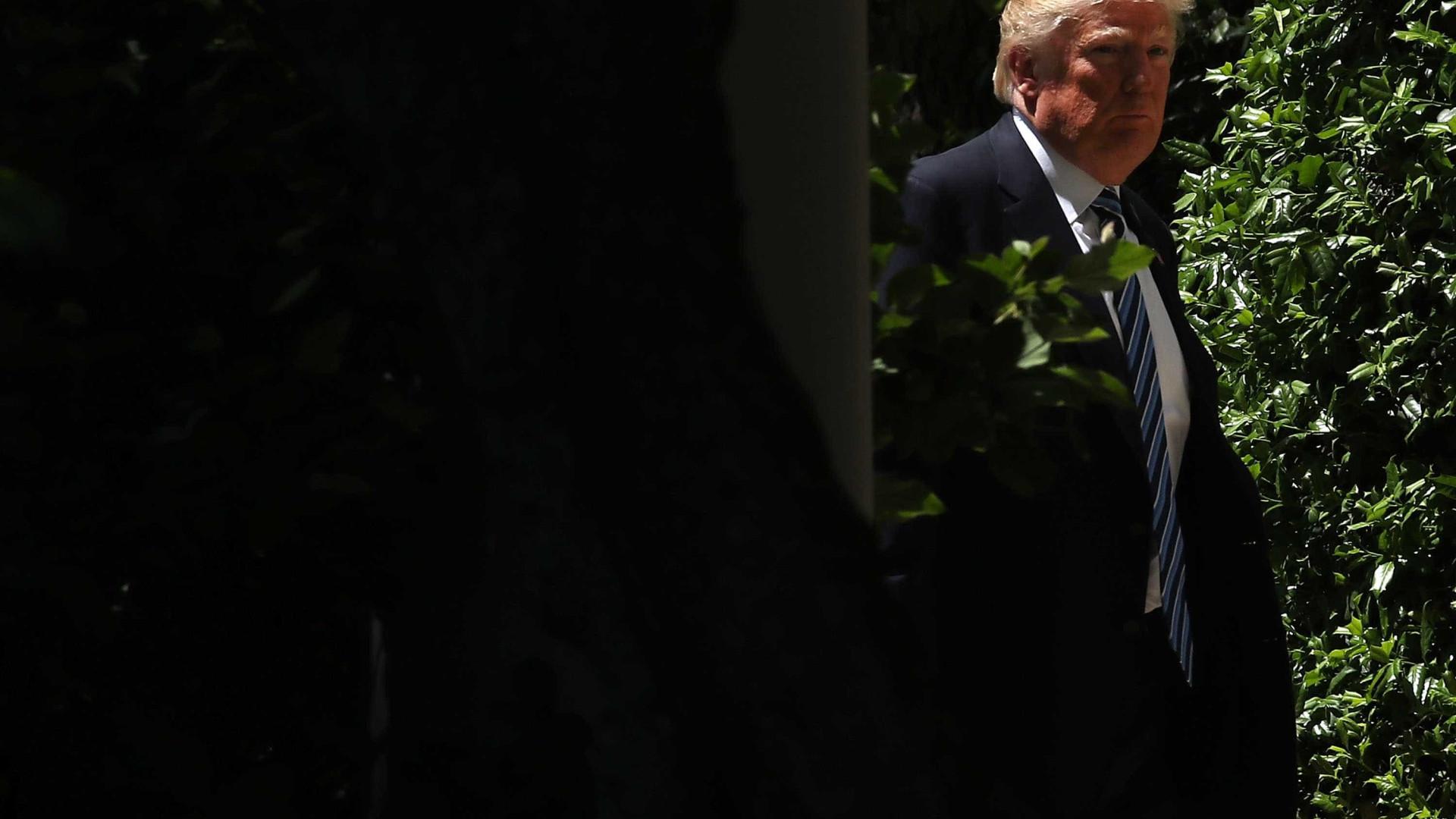 As 12 badaladas do primeiro ano de Donald Trump na Casa Branca