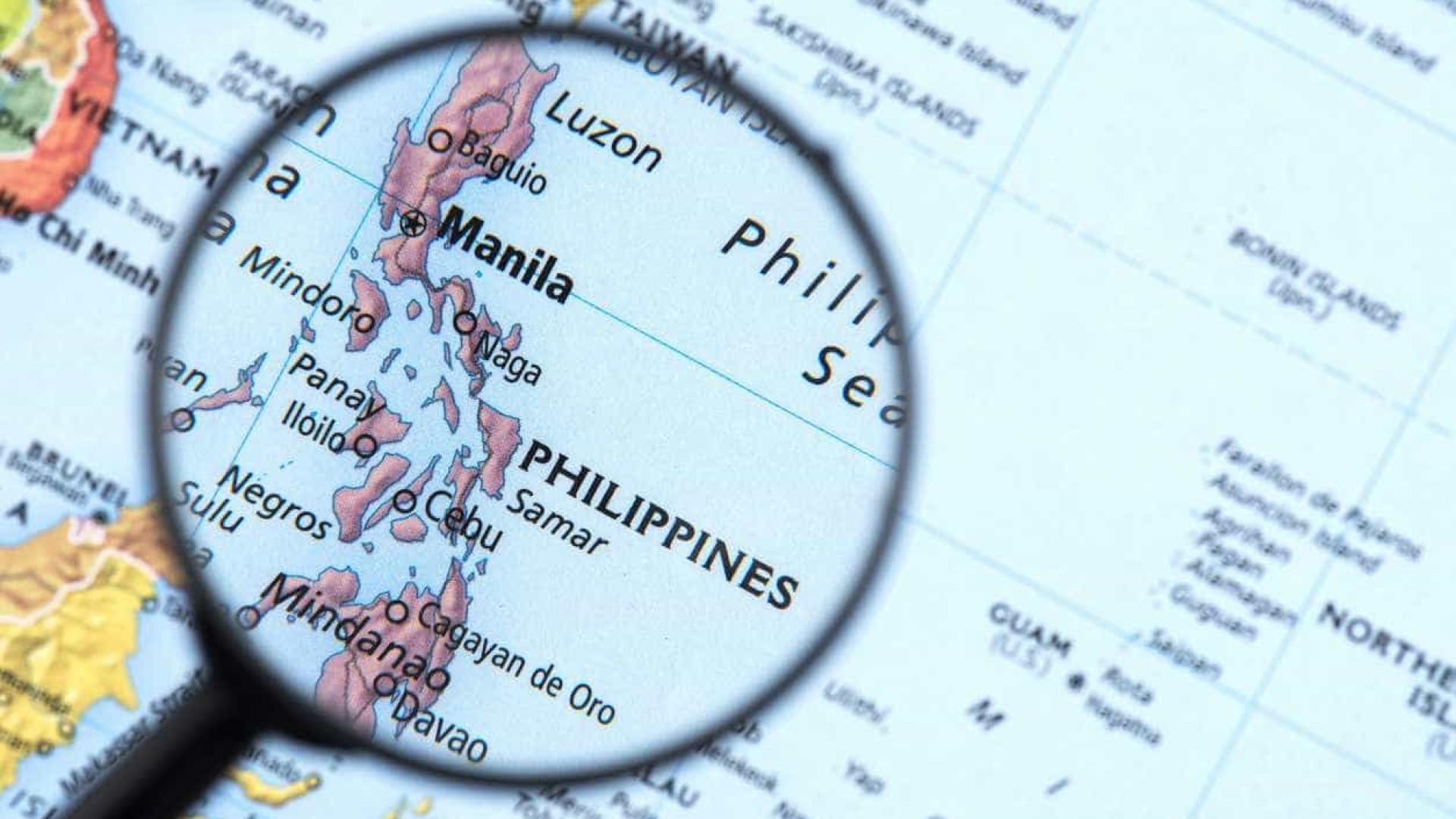 Acidente nas Filipinas mata 20 pessoas da mesma família