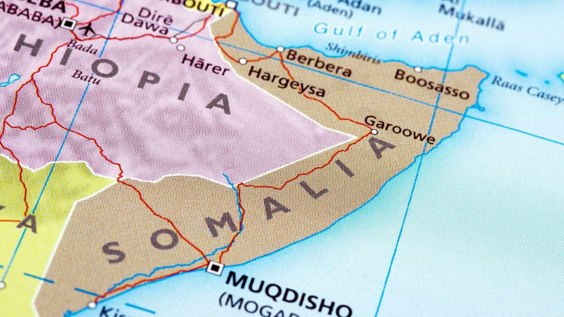 """Jerusalém: Somália diz que EUA tomaram """"perigosa decisão"""""""