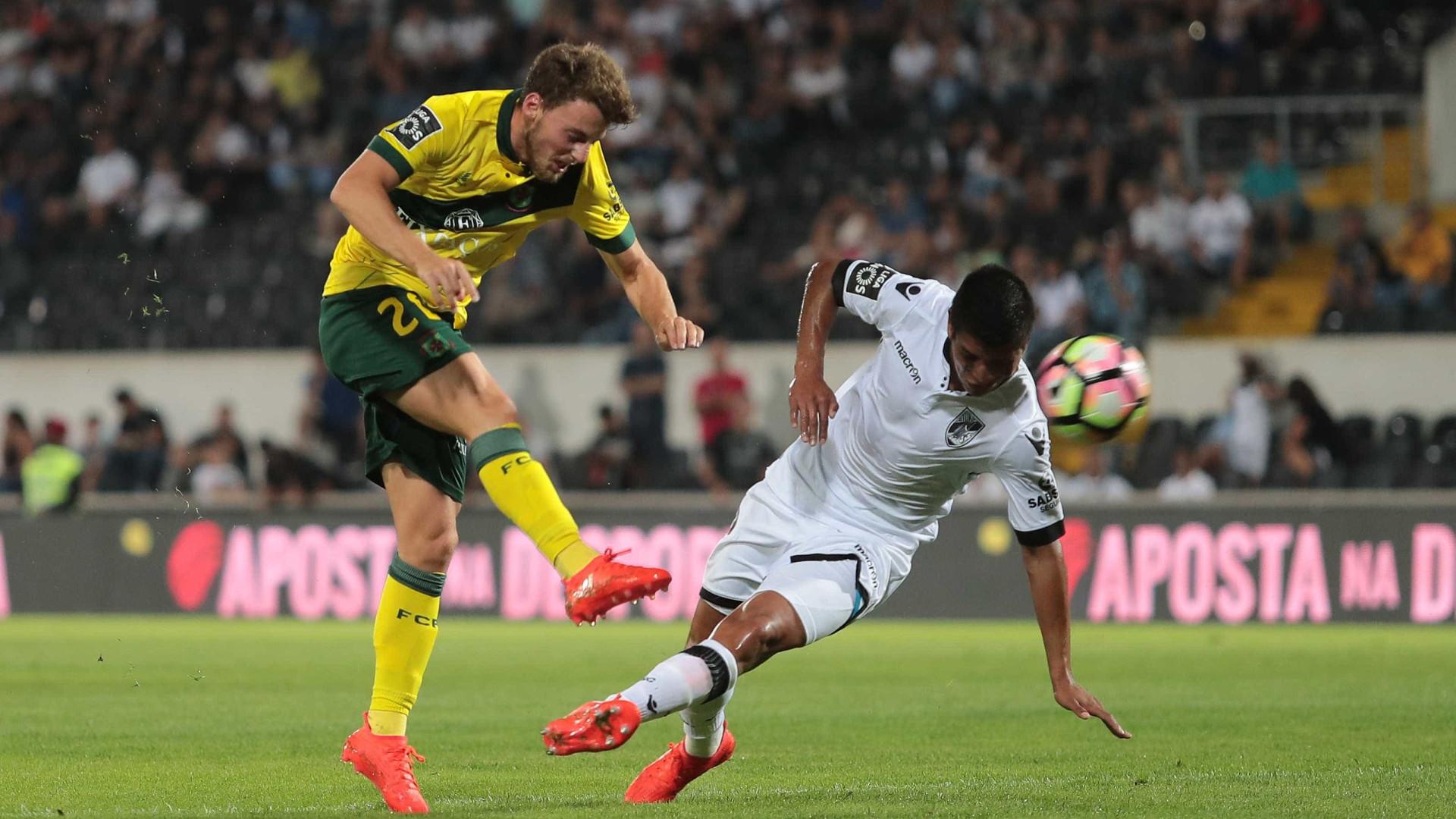 Mercado: V. Guimarães garante Celis e Hurtado a título definitivo