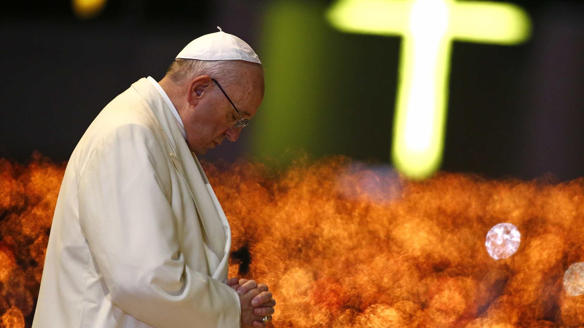 Papa Francisco envia mensagem a peregrinos e pede que rezem por ele