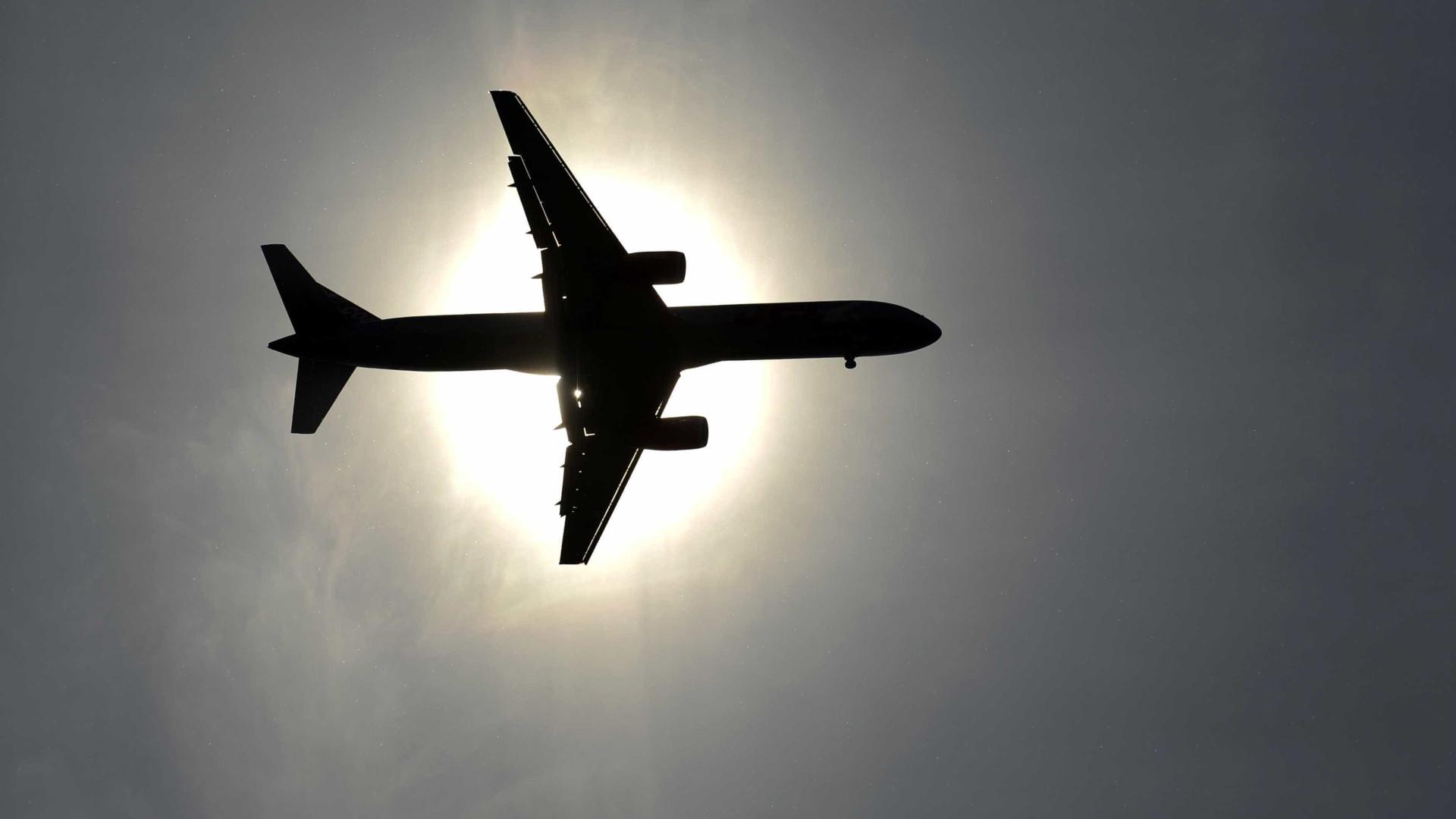 Movimento de passageiros nos aeroportos aumentou quase 19%