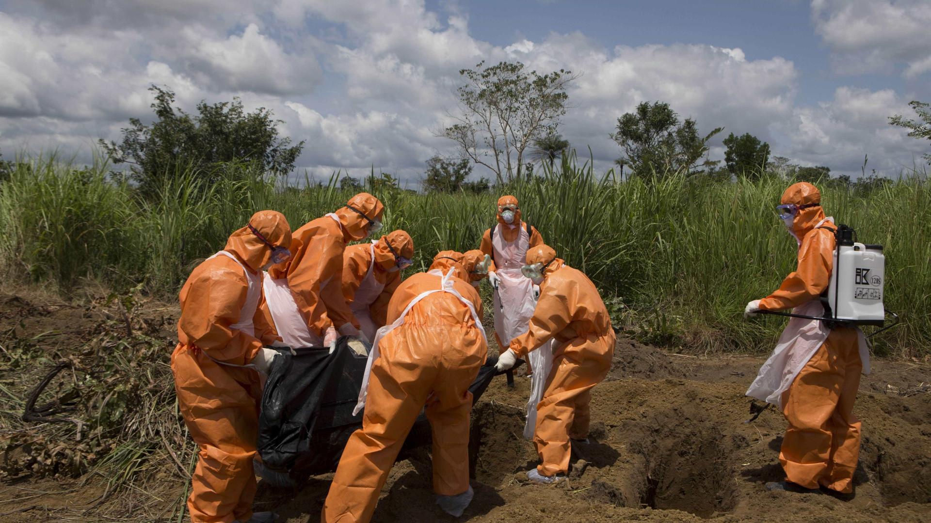 Novo surto de Ebola é registrado na República Democrática do Congo