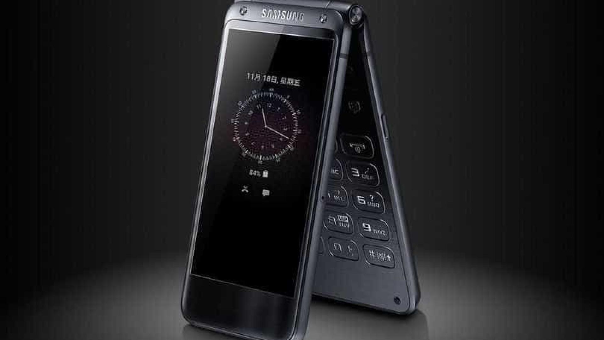 A Samsung lançou um telemóvel para quem não gosta de smartphones