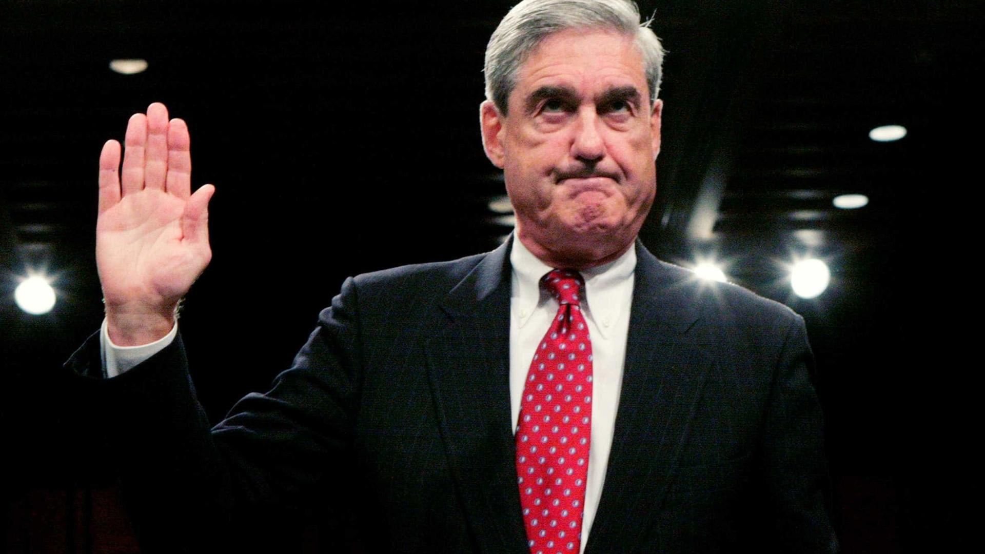 Trump ataca Mueller no dia de revelações sobre caso russo