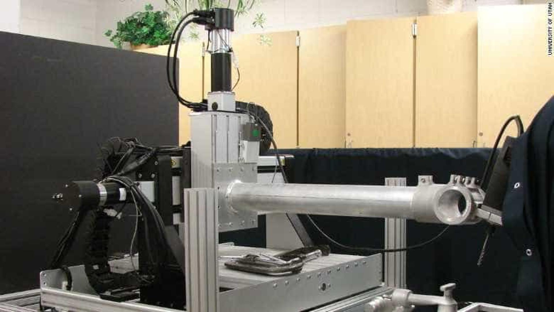 Este robot vai ser uma preciosa ajuda em cirurgias ao cérebro