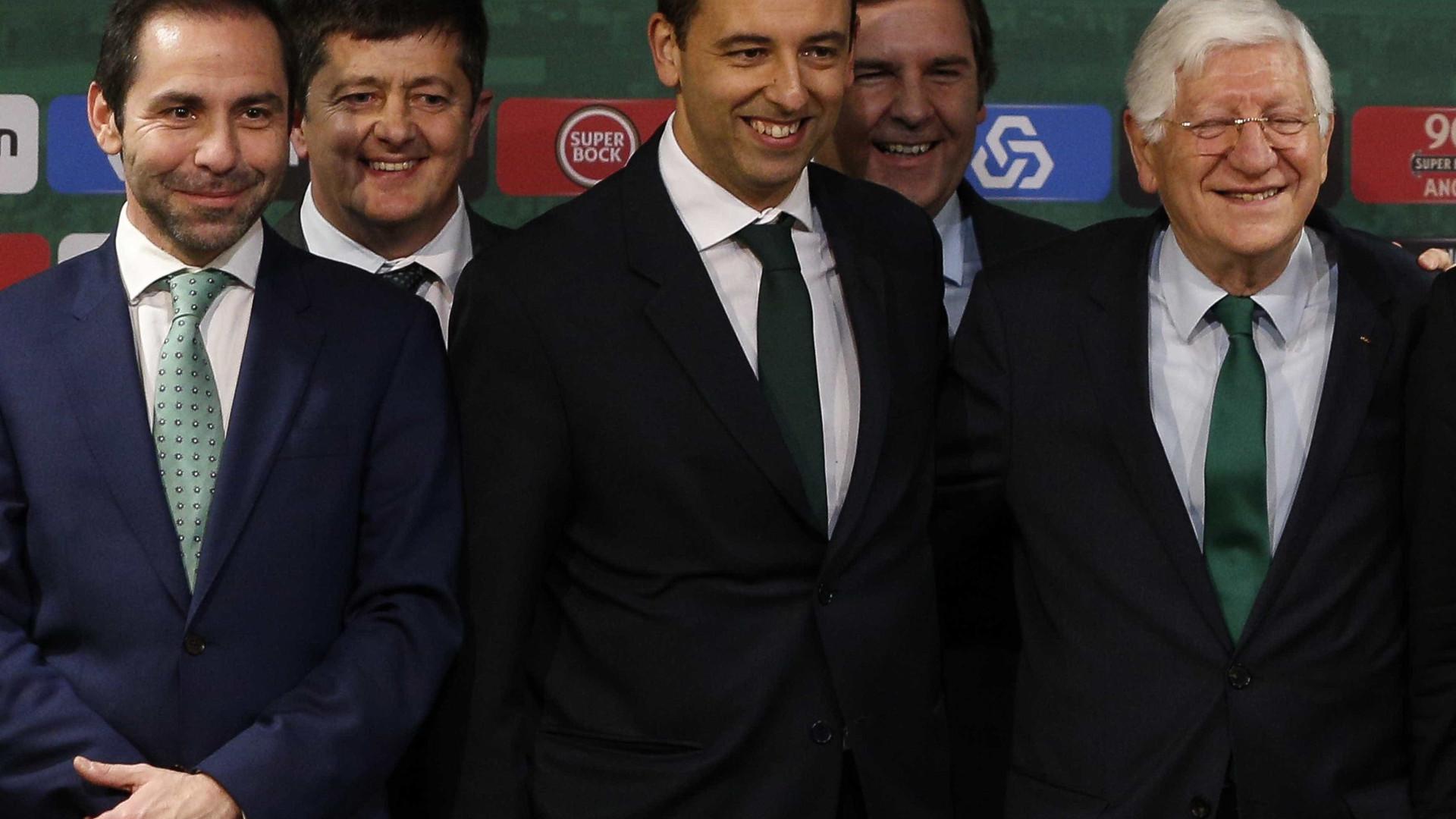 Sporting lança comunicado sobre saída de Vicente Moura