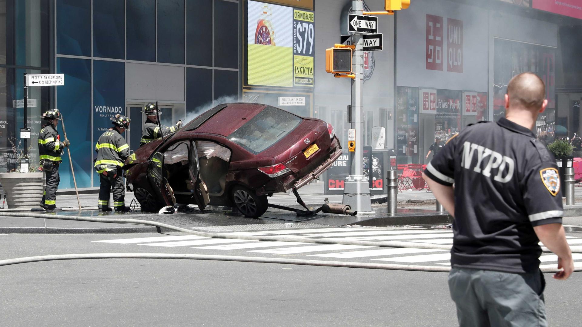 Polícia descarta possibilidade de atentado em Times Square