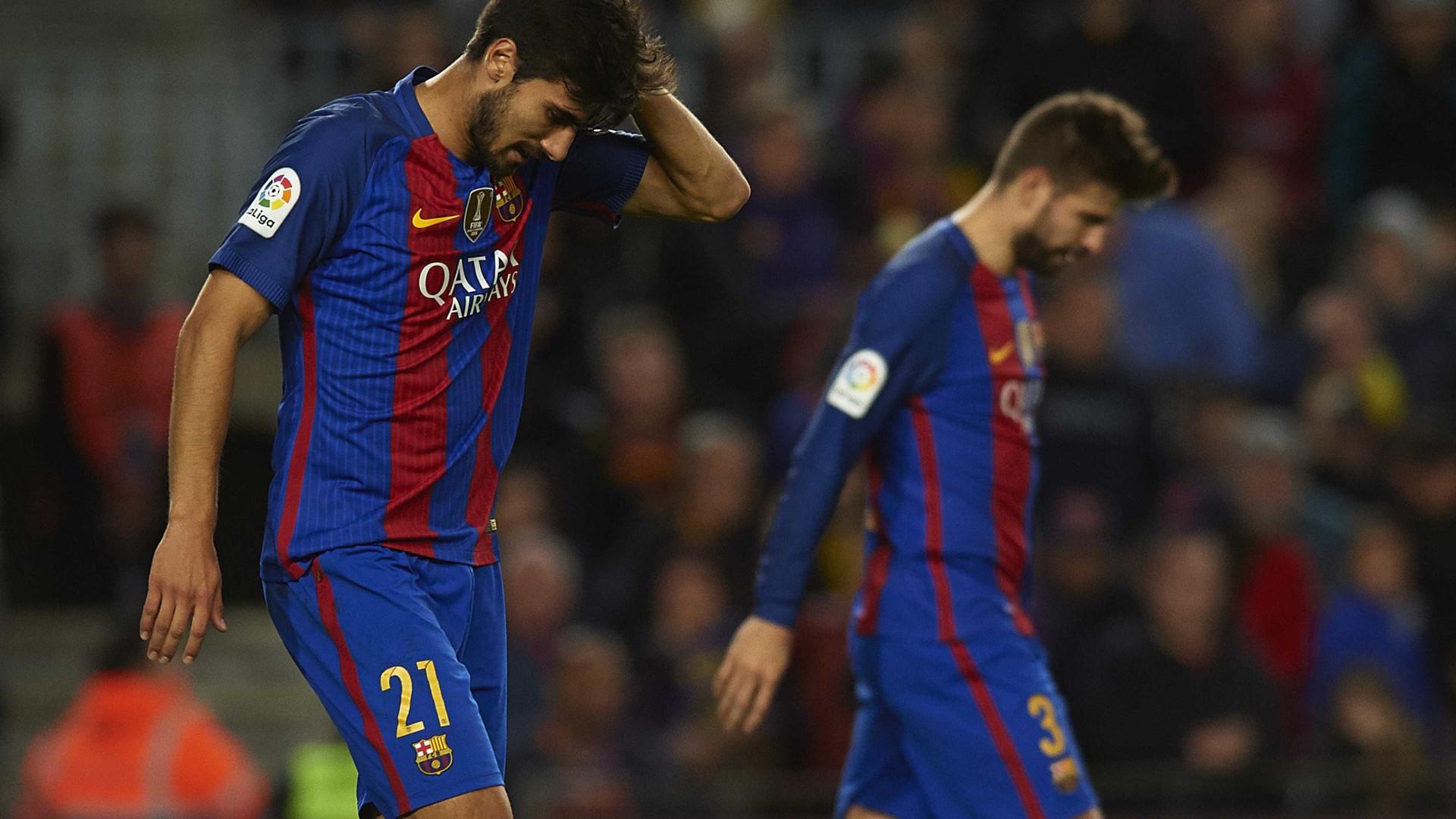 Taça das Confederações pode ser montra para Barcelona vender André Gomes