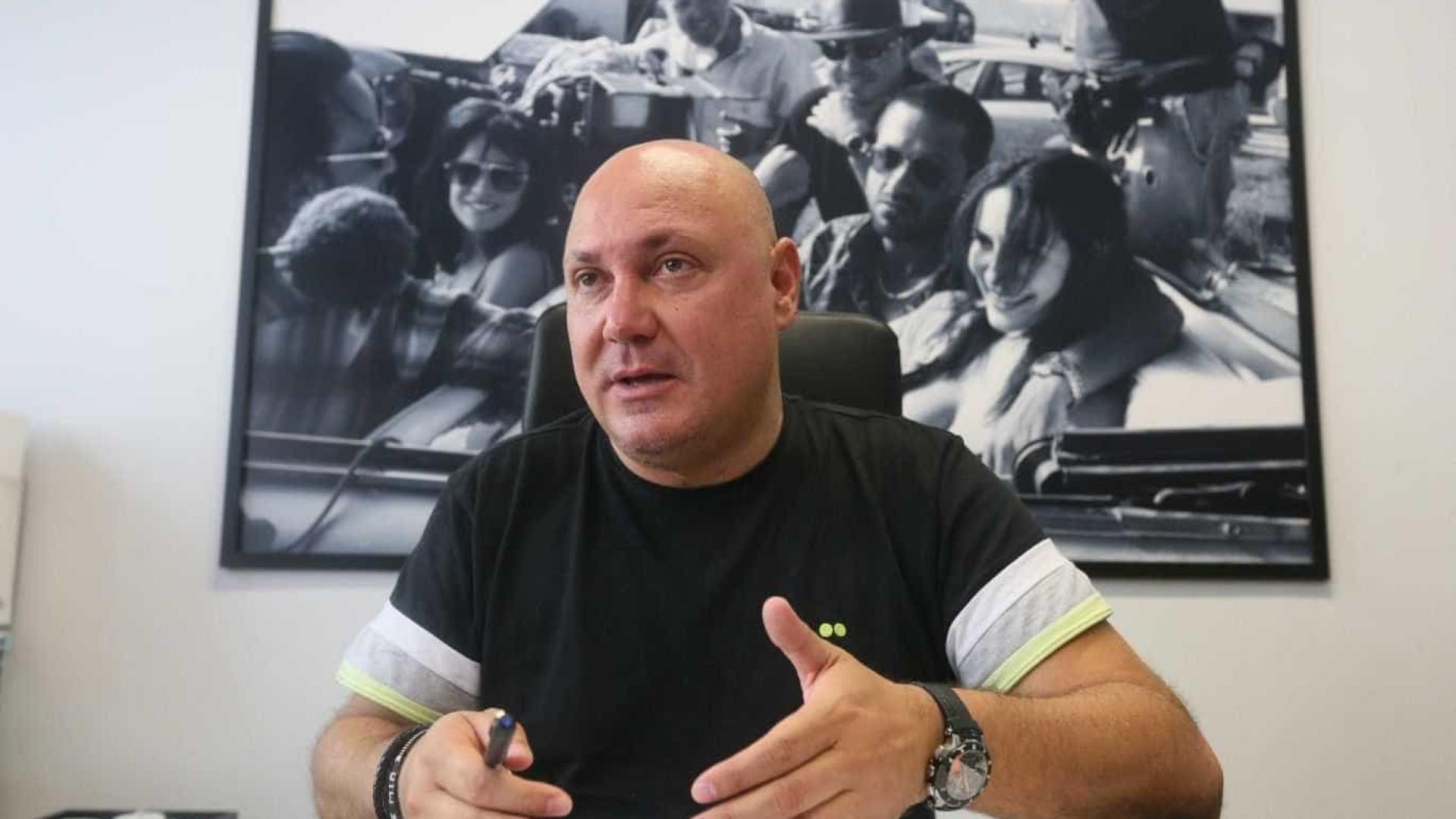 Leonel Vieira grava filme 'Tiro e Queda' em Viana do Castelo