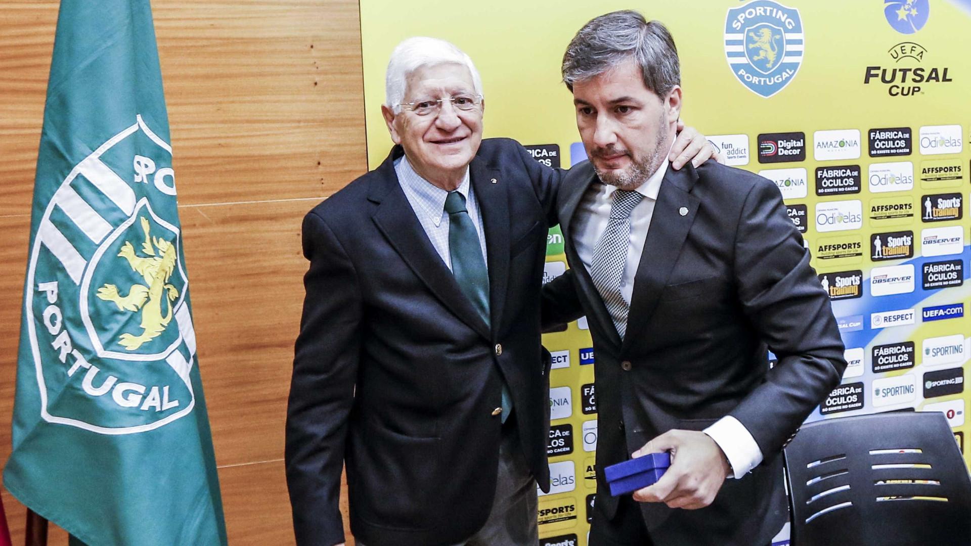 """""""Se Bruno de Carvalho tiver um problema não o resolve, sobe de nível"""""""