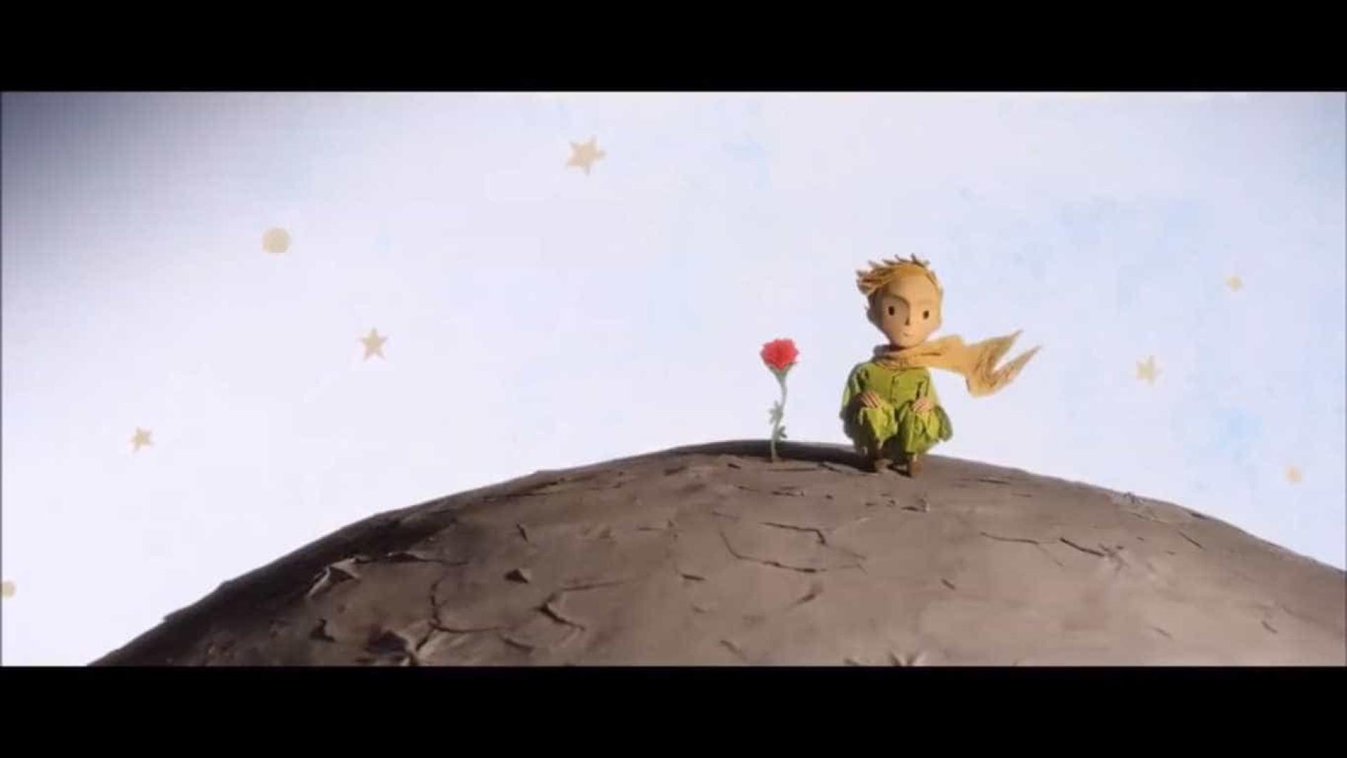 Assim é 'O Principezinho' ao som de 'Amar pelos Dois'