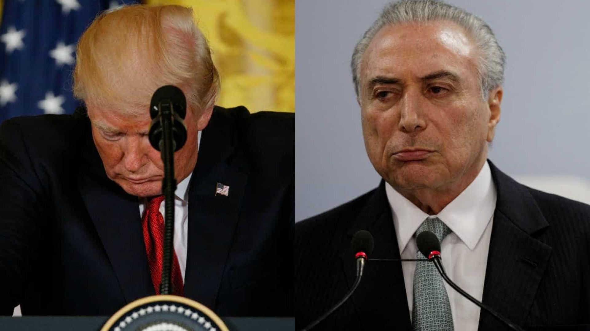 Há Trump e há Temer. O que já escasseia é enredo para 'House of Cards'