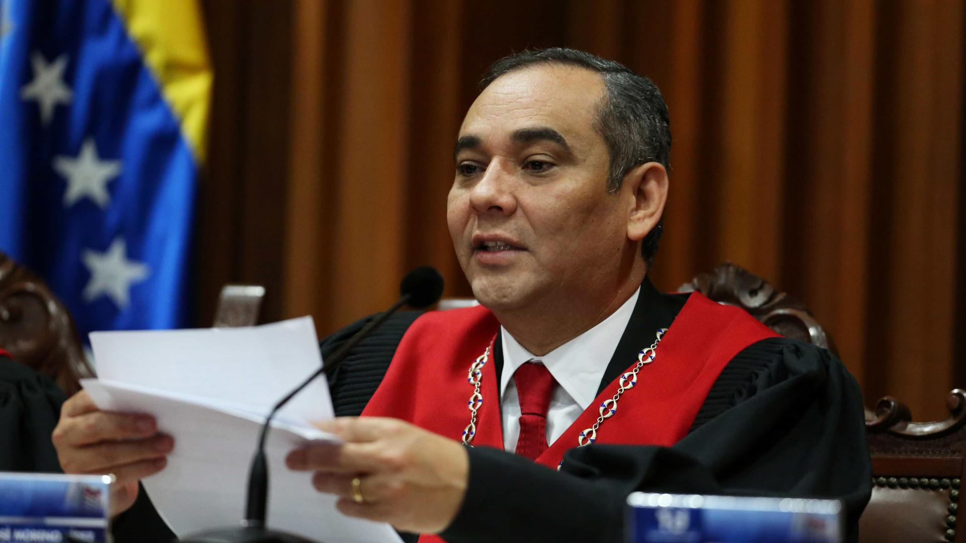Supremo Tribunal da Venezuela acusa EUA de tentar intimidar magistrados