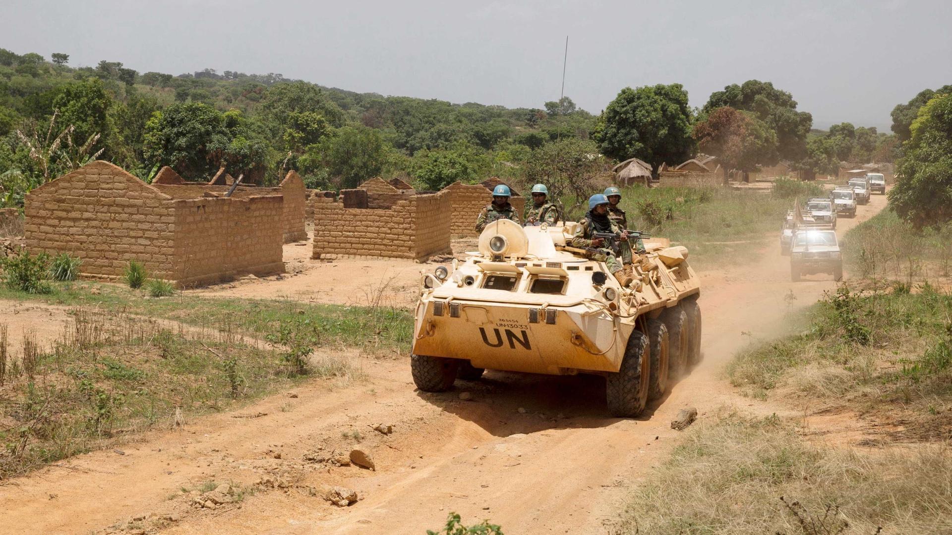 Atacado complexo de organizações humanitária na República Centro-Africana
