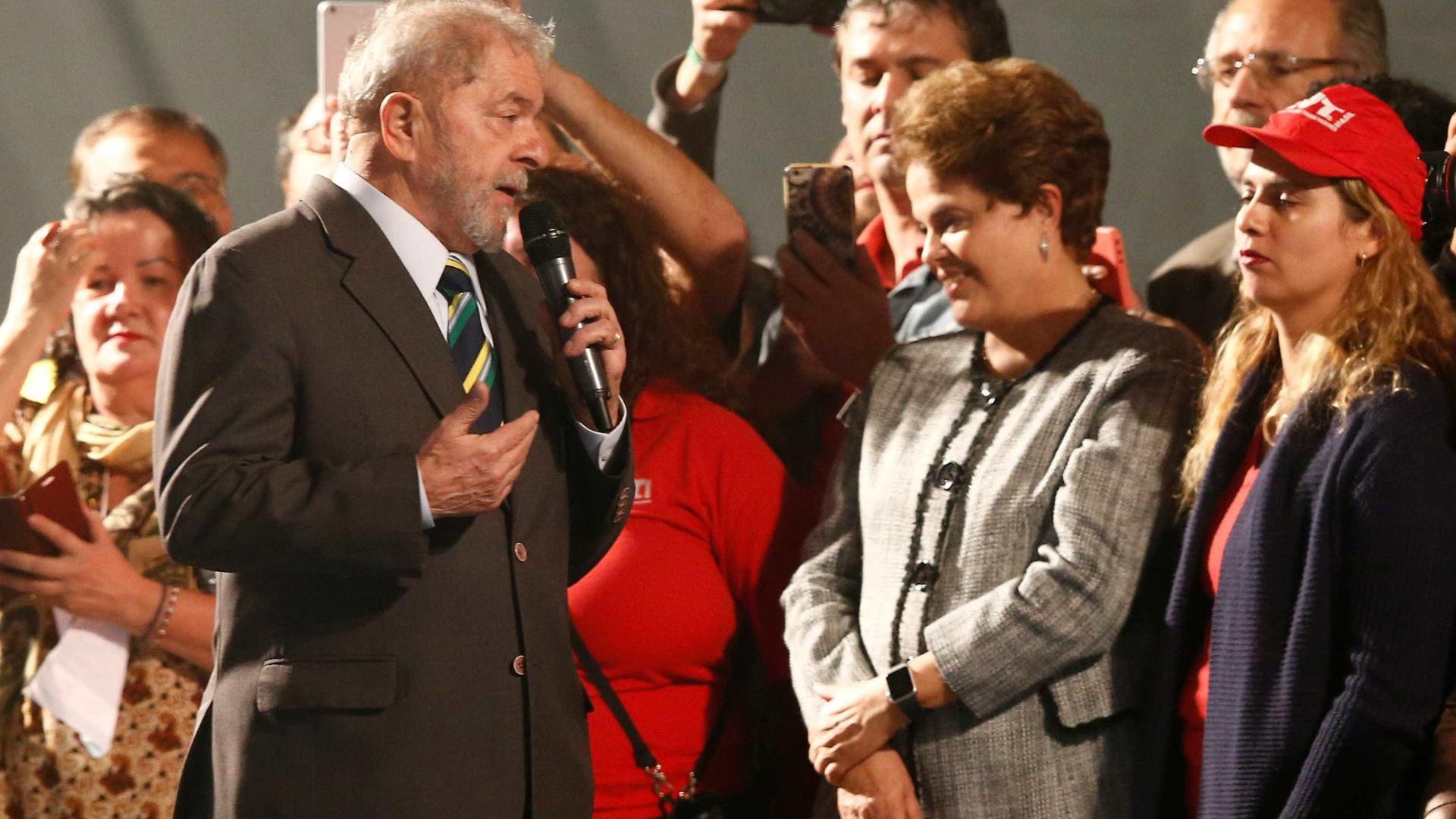 JBS manteve 133 milhões de euros em contas para subornar Lula e Dilma