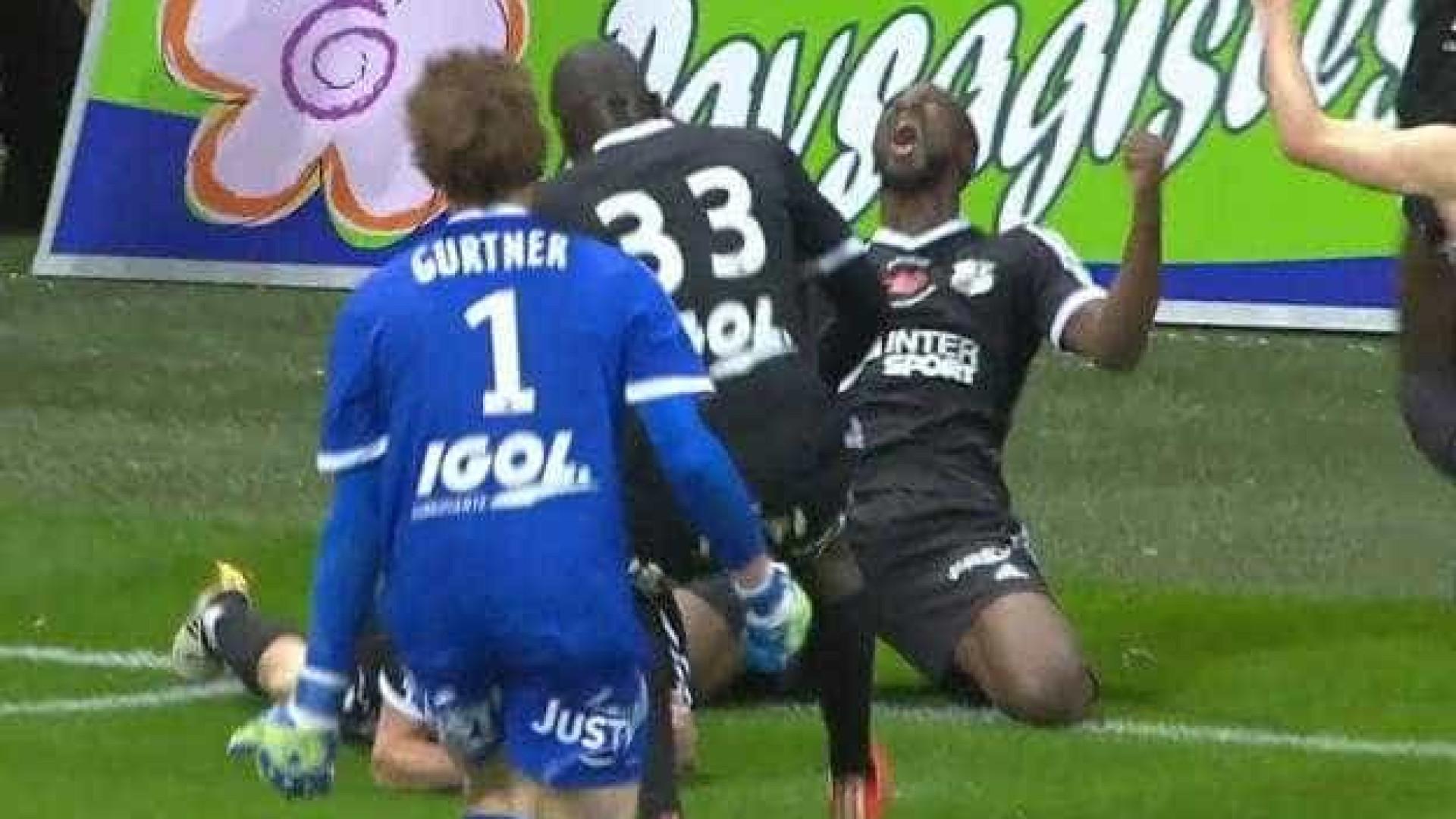Jogo de loucos: Amiens marca aos 90'+6 e garante subida à Ligue 1