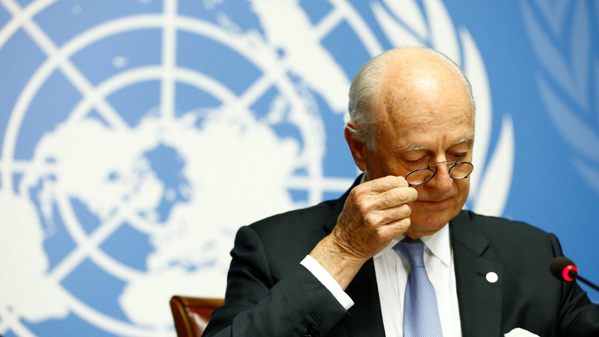 Síria: Negociação entre governo e oposição tem avanço mínimo
